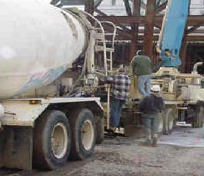 Elcosh Ready Mixed Concrete Truck Drivers Work Related