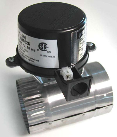 Elcosh Cpsc Gas Vent Dampers Recalled By Effikal Due To
