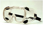 photo of safety goggles
