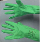 photo of nitril gloves