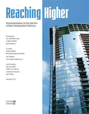CPWR White Paper –Reaching Higher
