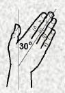 wrist side deviation