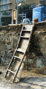site ladder