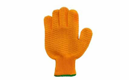 Photo of knitted glove