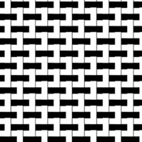 illustration of a weave pattern