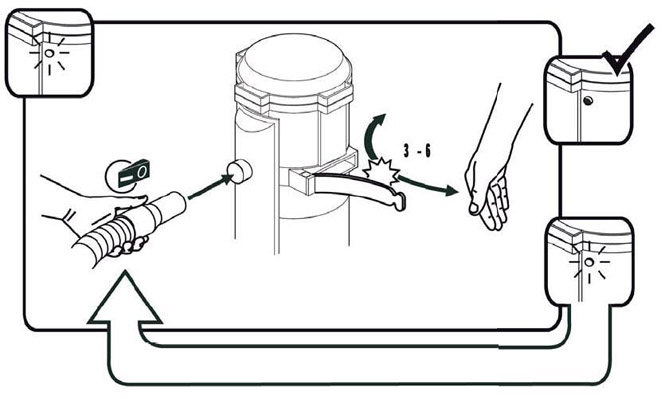 "image of Procedure for ""cleaning"" of or dust removal from filters"