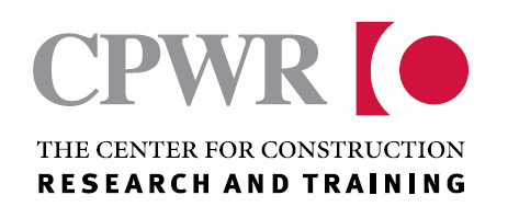 Logo for CPWR - The Center for Construction Research and Training