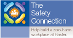 Safety connection logo