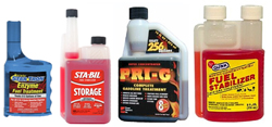 generator lubricants and treatments for fuels