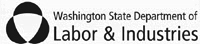 Washington state department of labor and industries logo